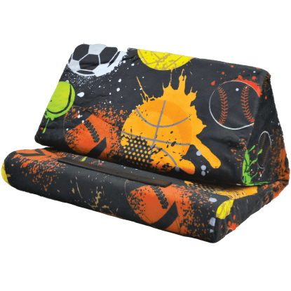 Picture of Graffiti Sports Tablet Pillow