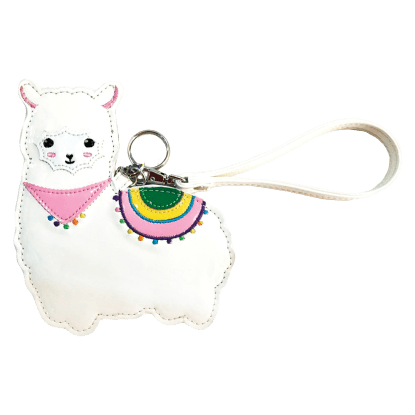 Picture of Llama Purse Key Chain