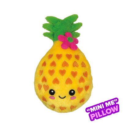 Picture of Mini Pineapple Scented Furry Pillow