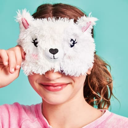 Picture of Llama Furry Eye Mask