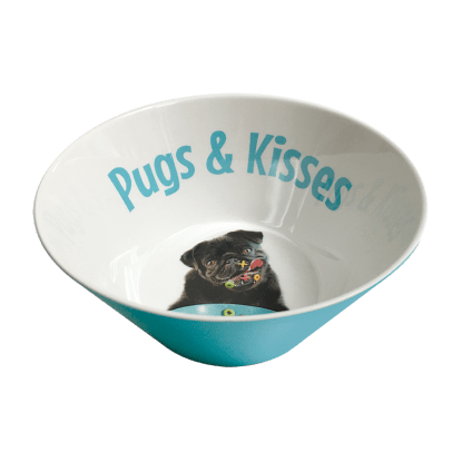 Picture of Avanti™ Pugs and Kisses Bowl