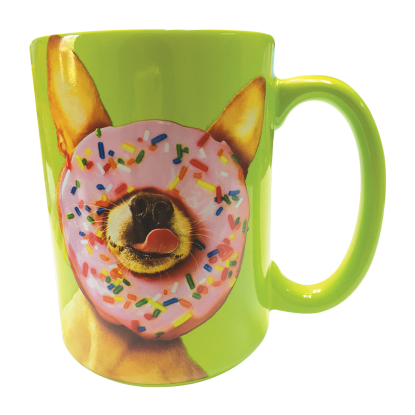 Picture of Avanti™ Yumm Donut Ceramic Mug