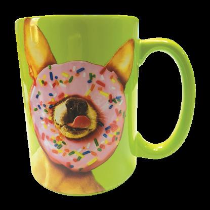 Picture of Avanti™ Yumm Donut Ceramic Mug