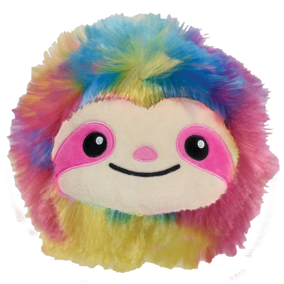Picture of Sloth Furry Slow Rise Pillow