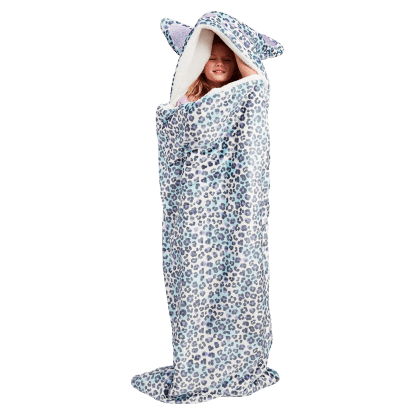 Picture of Snow Leopard Sleeping Bag