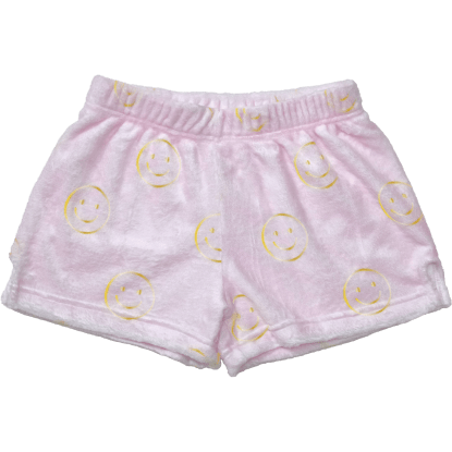 Picture of Golden Smile Plush Shorts