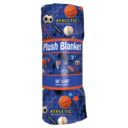 Picture of Sports Plush Blanket
