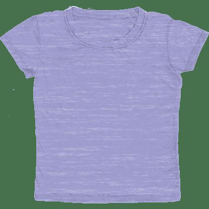 Picture of Burnout Lavender T-Shirt