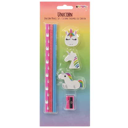 Picture of Unicorn Pencil Set