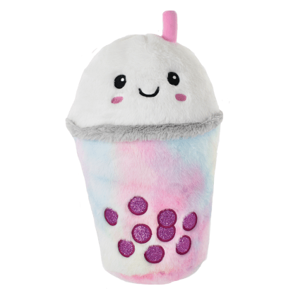 Picture of Bubble Tea Furry Pillow
