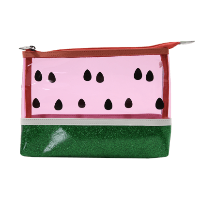 Picture of Watermelon Clear Cosmetic Bag