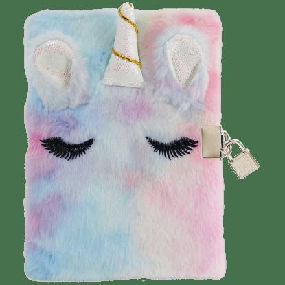 Picture of Unicorn Lock & Key Furry Journal