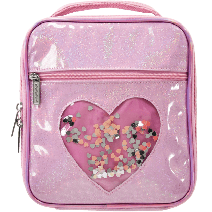 Picture of Heart Confetti Lunch Tote