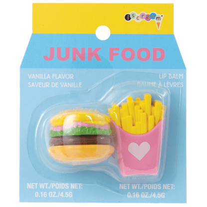 Picture of Junk Food Lip Balm Set