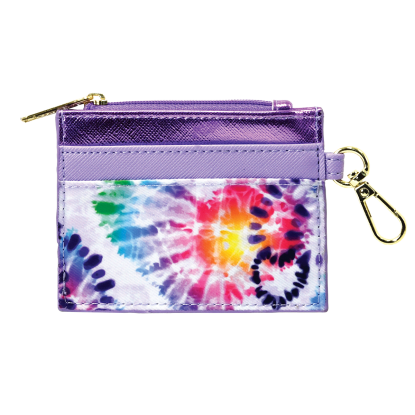 Picture of Heart Tie Dye Cardholder