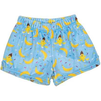 Picture of Bananas Plush Shorts