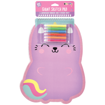 Picture of Caticorn Giant Sketch Pad