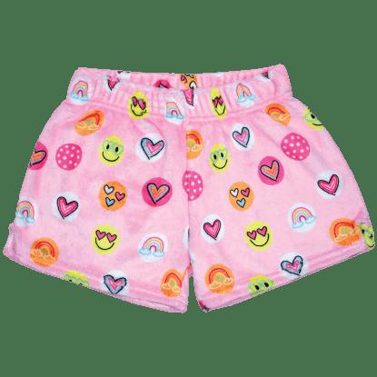 Picture of Sunshine Funshine Plush Shorts