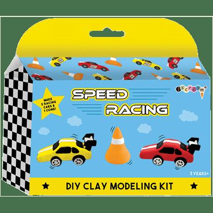 Picture of DIY Speed Racing Dough Kit