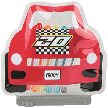 Picture of Race Car Mini Gel Pen Set