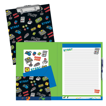 Picture of Level Up Clipboard Set