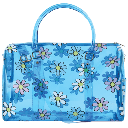 Picture of Daisies Clear Duffel Bag