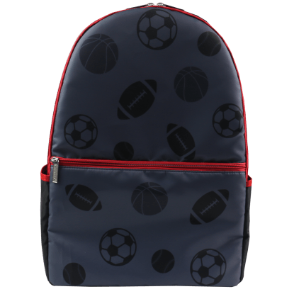 Picture of Sports Embossed Backpack