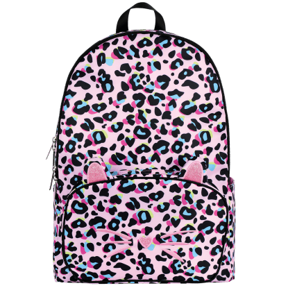 Picture of Pink Leopard Backpack