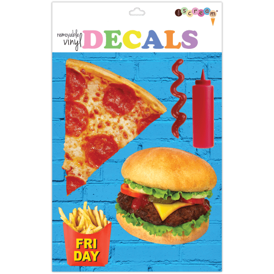 Picture of Junk Food Decals Large
