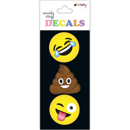 Picture of Emojis Decals Small
