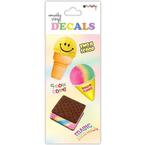 Picture of Frozen Delights Decals Small