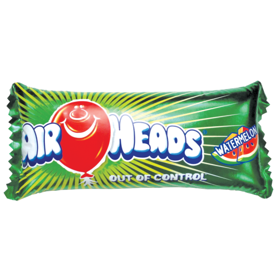 Picture of Airheads Metallic Watermelon Microbead Pillow