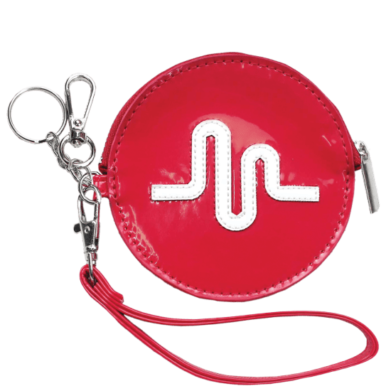 Picture of Musical.ly™ Purse Key Chain