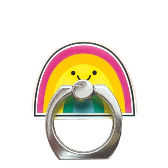 Picture of Rainbow with a Smile Phone Ring