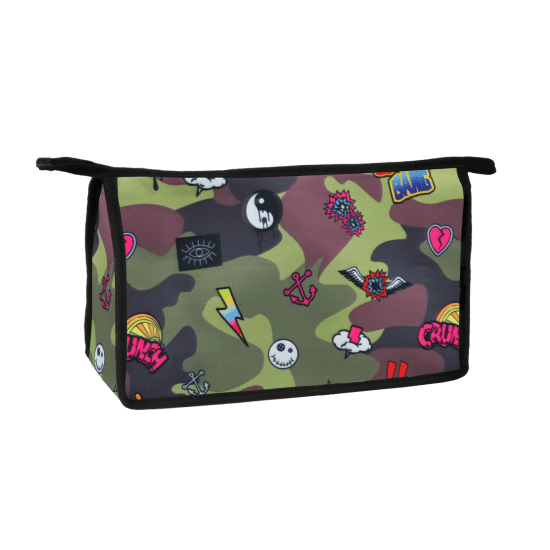 Picture of Camo Travel Bag