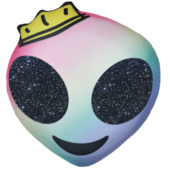 Picture of Alien Microbead Pillow