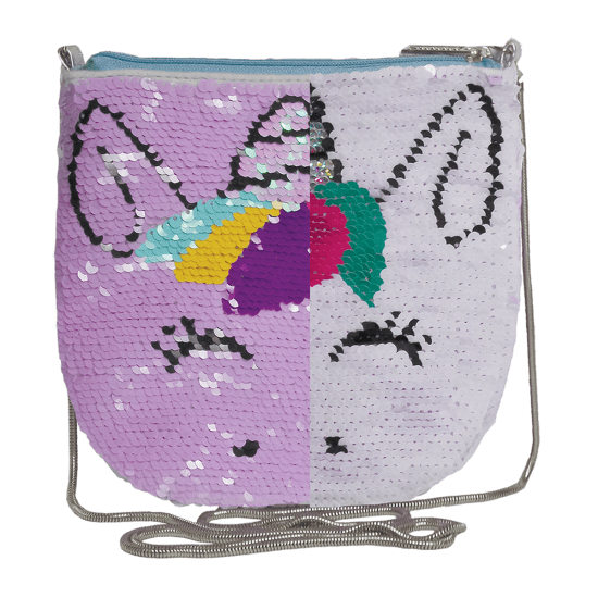 Picture of Unicorn Reversible Sequin Crossbody Bag