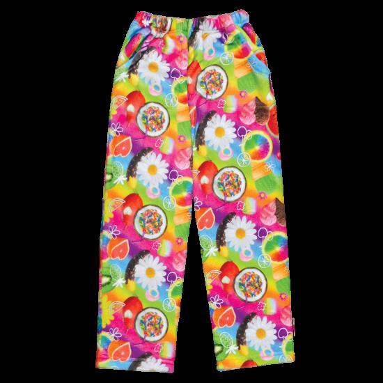 Picture of Tutti Fruiti Plush Pants