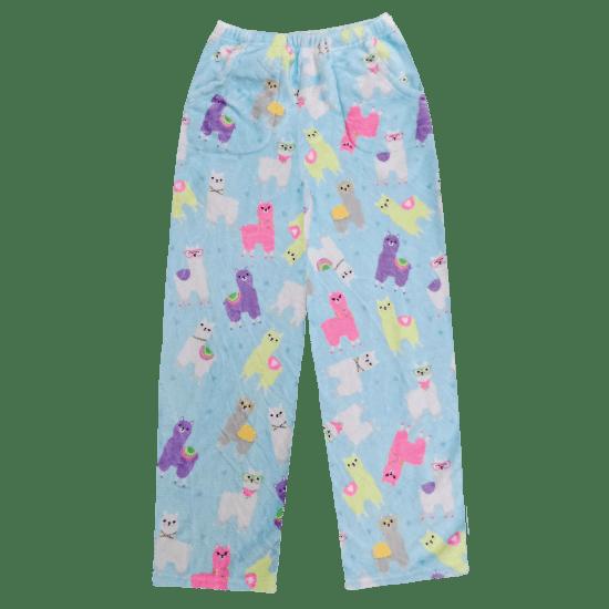 Picture of Llamas Plush Pants