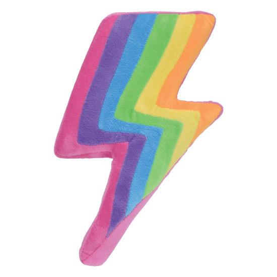 Picture of Rainbow Lightning Slow Rise Pillow