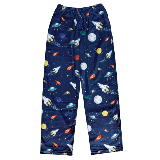 Picture of Space Plush Pants