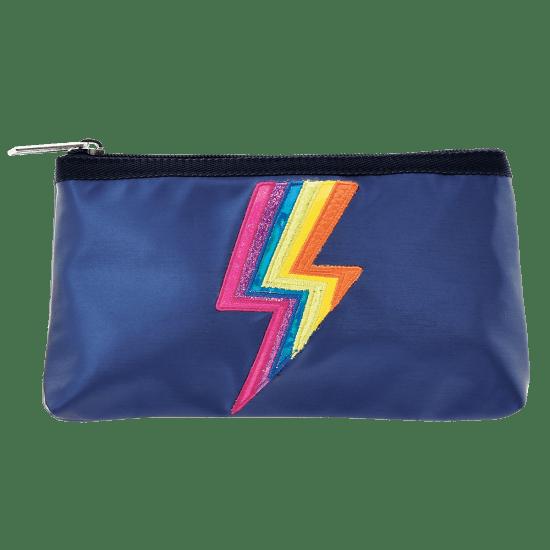 Picture of Metallic Lightning Pencil Case