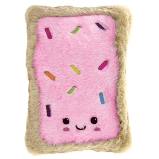 Picture of Toaster Cake Furry Pillow