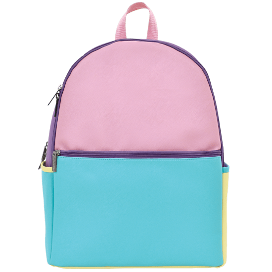 Picture of Color Block Backpack