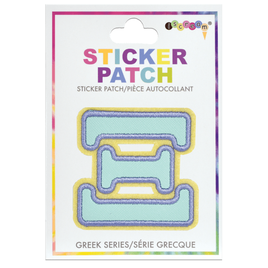 Picture of Xi Greek Letter Sticker Patch