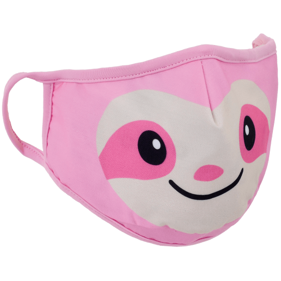 Picture of Sloth Reversible Face Mask