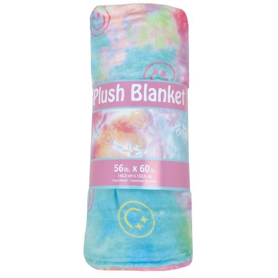 Picture of Cotton Candy Plush Blanket