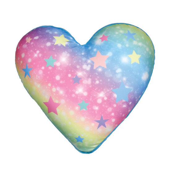Picture of Shimmering Rainbow Scented Microbead Pillow