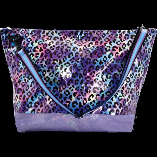 Picture of Iridescent Leopard Weekender Bag
