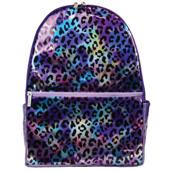 Picture of Iridescent Leopard Backpack
